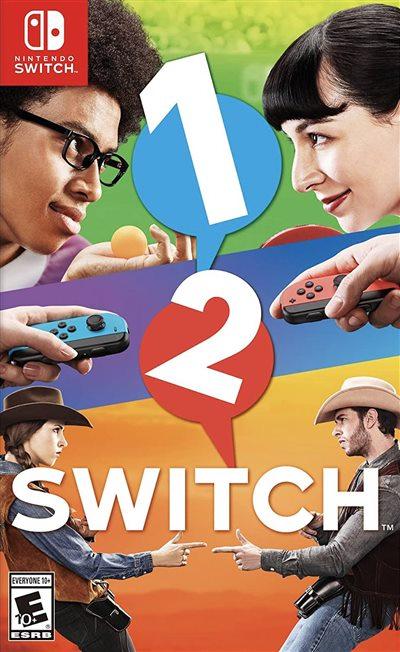 NS 1-2-Switch 美版