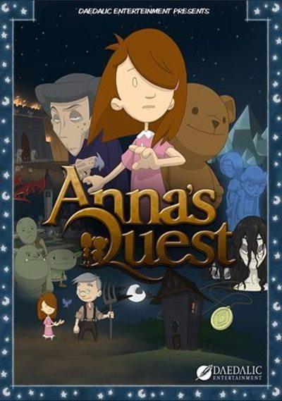 NS 安娜的冒险 美版