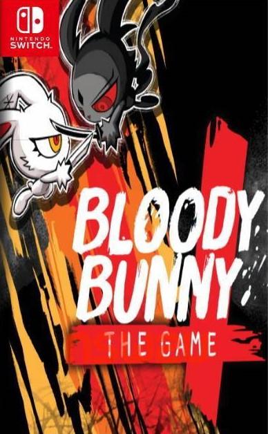NS 血腥兔子 致命游戏 美版