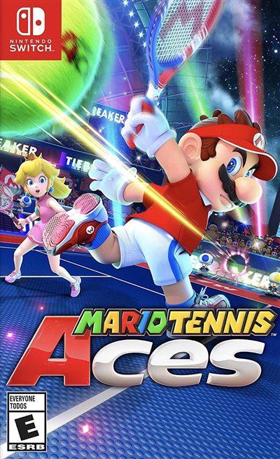NS 马力欧网球Aces 中文版