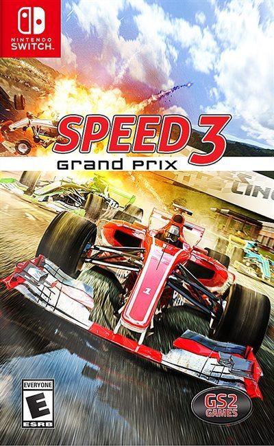 NS 速度3:大奖赛 美版