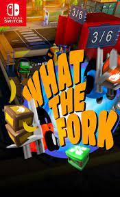 NS What The Fork 美版
