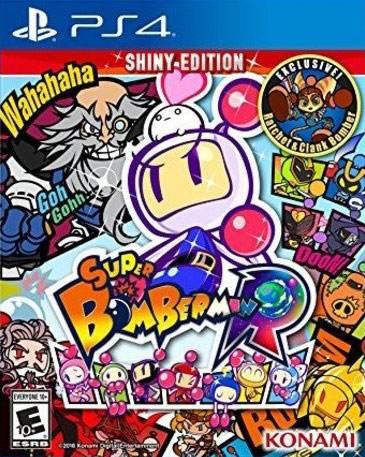 PS4 超级炸弹人R 美版