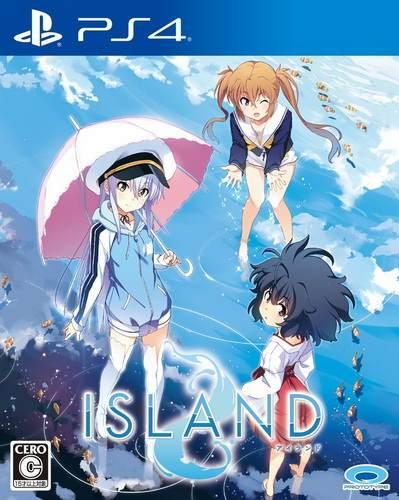 PS4 Island 日版